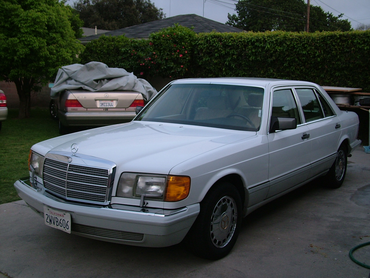 1991 mercedes benz 420 class pictures cargurus for 1991 mercedes benz 420sel