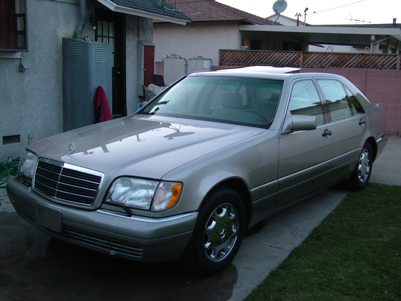 1995 mercedes benz s class other pictures cargurus for Mercedes benz 1995