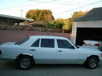 Picture of 1990 Mercedes-Benz 420-Class 4 Dr 420SEL Sedan, exterior, gallery_worthy