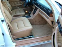 Picture of 1990 Mercedes-Benz 420-Class 4 Dr 420SEL Sedan, interior, gallery_worthy