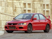 2005 Mitsubishi Lancer Evolution Picture Gallery
