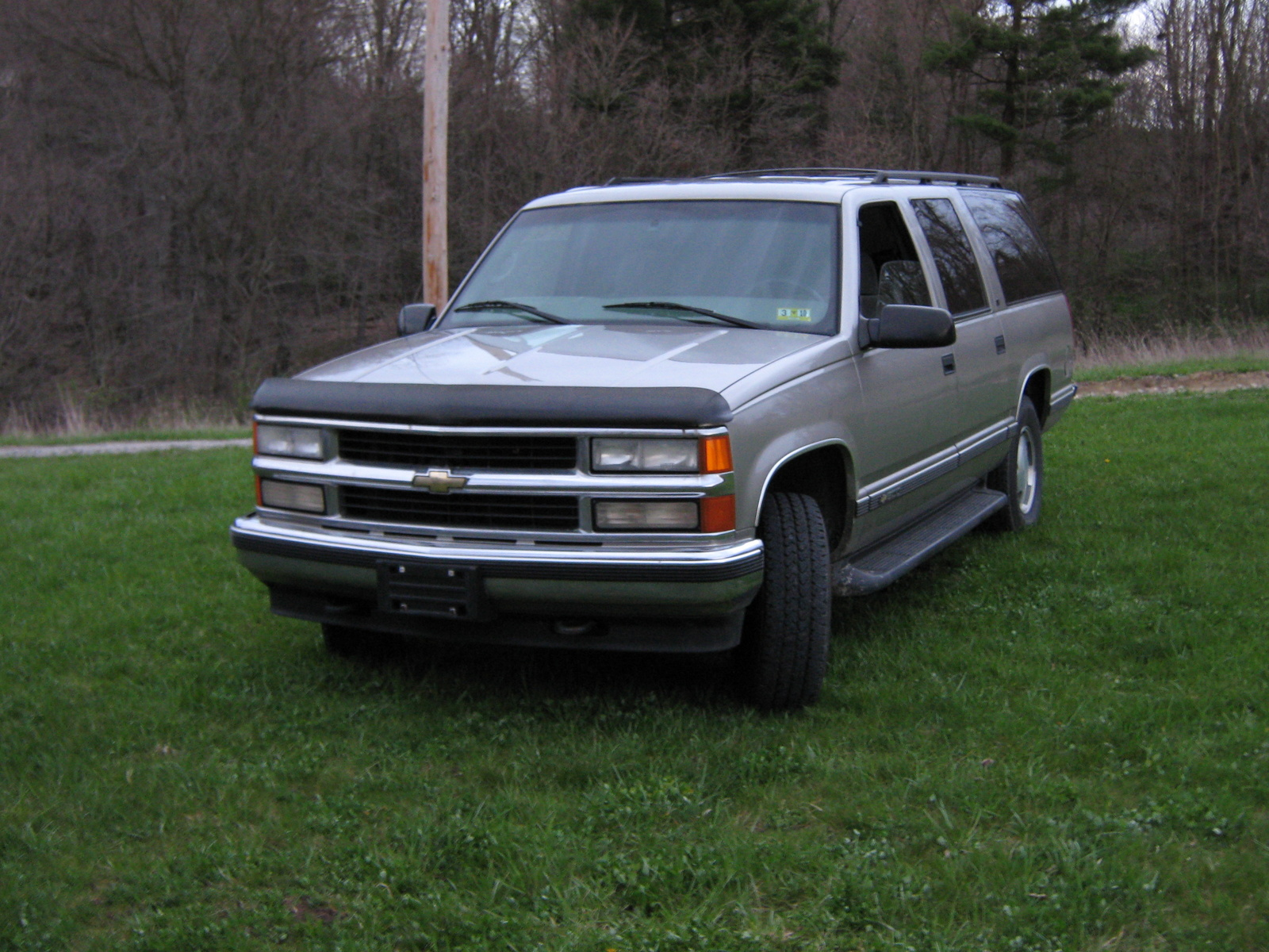 1999 Chevrolet K1500 for Sale