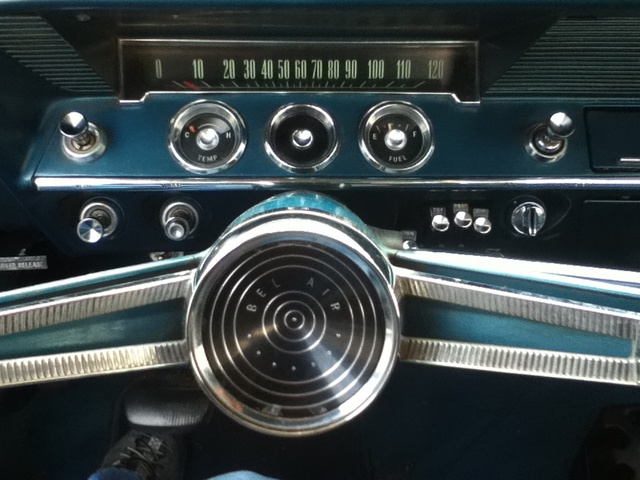 1961 Chevrolet Bel Air - Interior Pictures - CarGurus