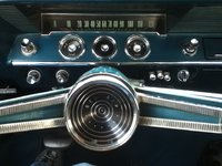 1961 Chevrolet Bel Air picture, interior