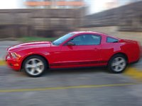 Picture of 2010 Ford Mustang V6 Coupe RWD, exterior, gallery_worthy