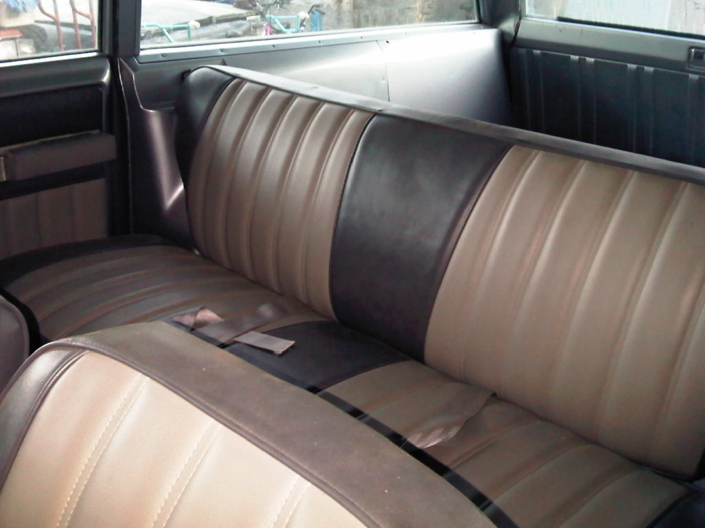 1972 International Travelall picture, interior