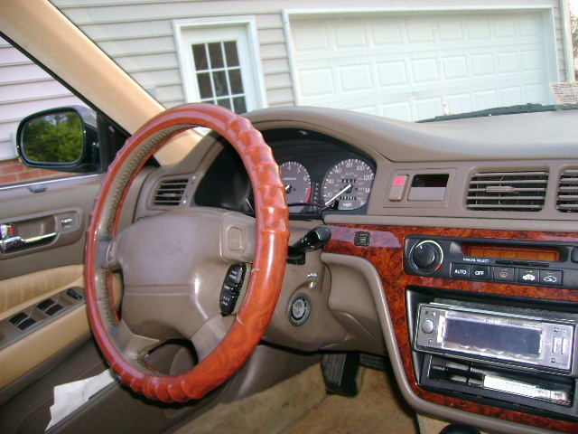 Picture of 1996 Acura TL 2.5 Premium, interior