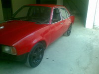 1981 Opel Ascona Overview