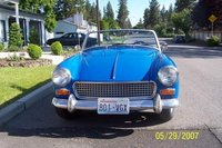 Picture of 1966 Austin-Healey Sprite, exterior