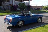 1966 Austin-Healey Sprite Overview