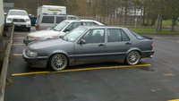 Picture of 1991 Saab 9000 4 Dr Turbo Hatchback, exterior