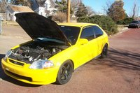 1997 Honda Civic DX Hatchback, 1997 Honda Civic 2 Dr DX Hatchback picture, engine, exterior