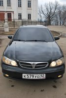 Picture of 2003 Nissan Maxima, exterior