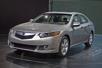 2009 Acura TSX Sedan FWD with Technology Package, sweet, exterior, gallery_worthy