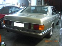 Picture of 1990 Mercedes-Benz 560-Class 2 Dr 560SEC Coupe, exterior, gallery_worthy
