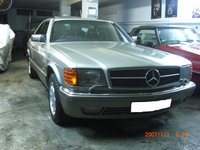 1990 Mercedes-Benz 560-Class 2 Dr 560SEC Coupe, my new benz i love it, exterior