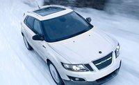 2011 Saab 9-4X, Front quarter view. , exterior, manufacturer