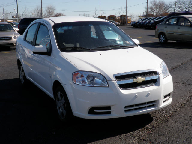 Picture of 2009 Chevrolet Aveo