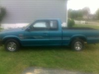 Picture of 1992 Mazda B-Series Pickup 2 Dr B2200 Extended Cab SB, exterior