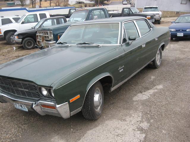Picture of 1970 AMC Ambassador, exterior
