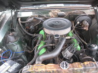 1970 AMC Ambassador picture, engine