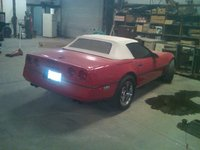 Picture of 1987 Chevrolet Corvette Convertible RWD, exterior, gallery_worthy