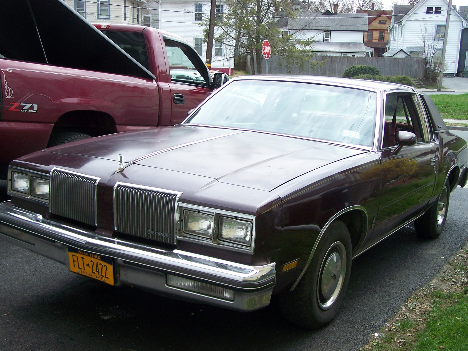 Oldsmobile Cutlass Supreme Questions