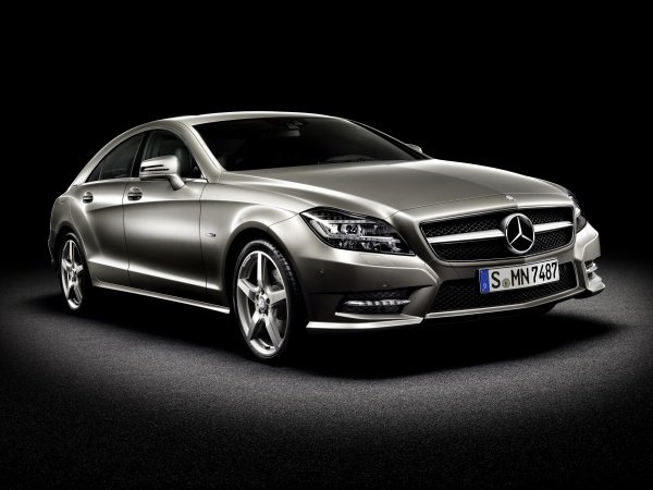 Picture of 2011 Mercedes-Benz CLS-Class