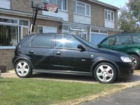 2004 Vauxhall Corsa Overview