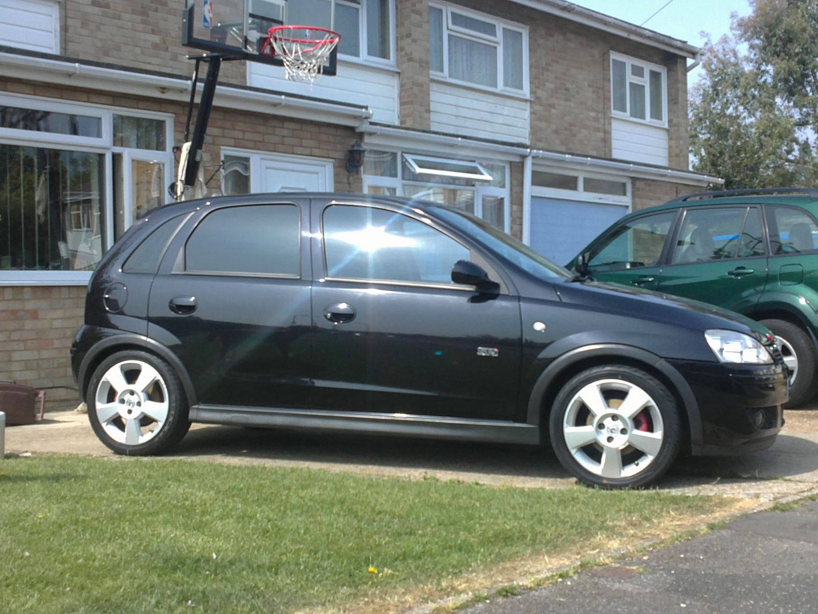 2004 vauxhall corsa exterior pictures cargurus. Black Bedroom Furniture Sets. Home Design Ideas
