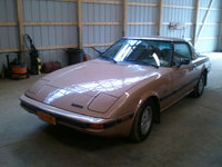 1982 Mazda RX-7 Overview