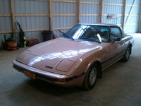 1982 Mazda RX-7 Picture Gallery
