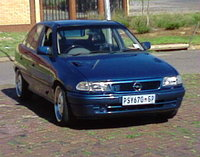 Picture of 1994 Opel Astra, gallery_worthy