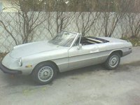 1974 Alfa Romeo Spider Overview