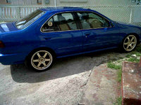 Picture of 1996 Nissan Sunny, exterior, gallery_worthy