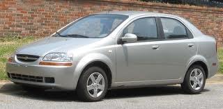 2005 Chevrolet Aveo