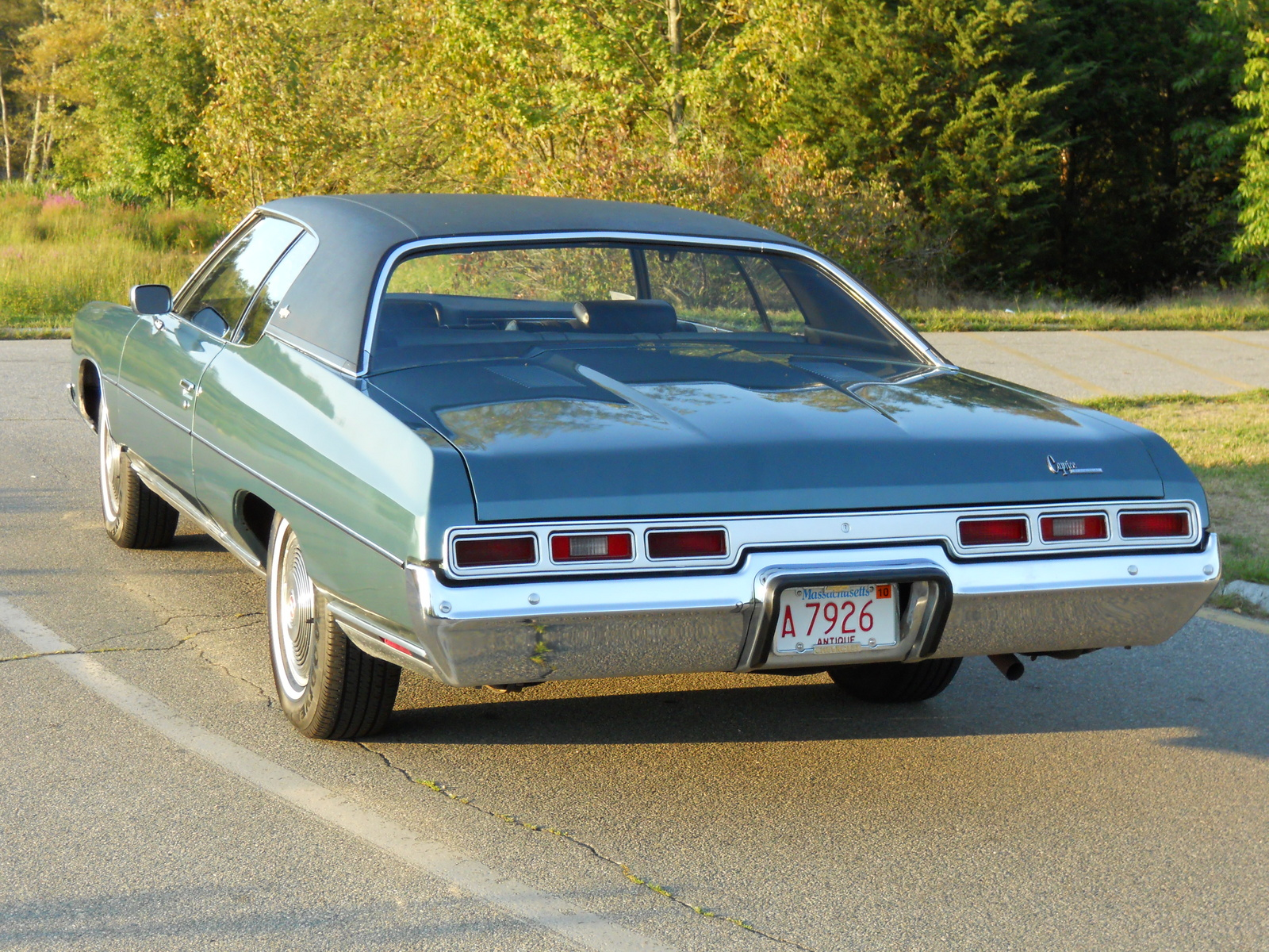 1971 Chevrolet Caprice Pictures Cargurus