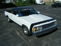 1981 Chevrolet El Camino Overview