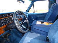 Picture of 1984 Ford F-150, interior