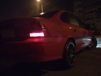 2001 Opel Vectra Overview