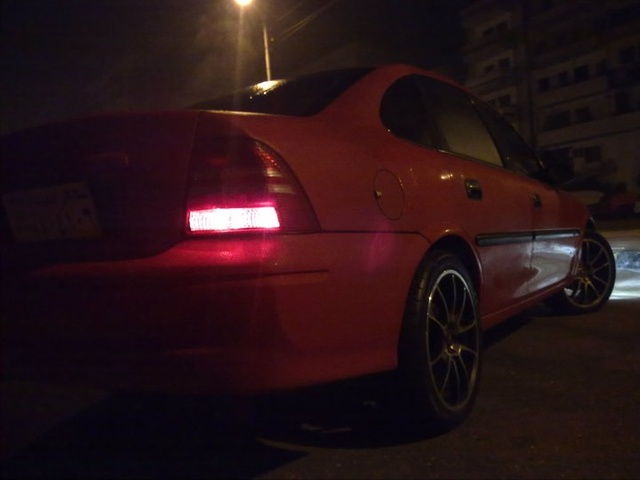 Picture of 2001 Opel Vectra