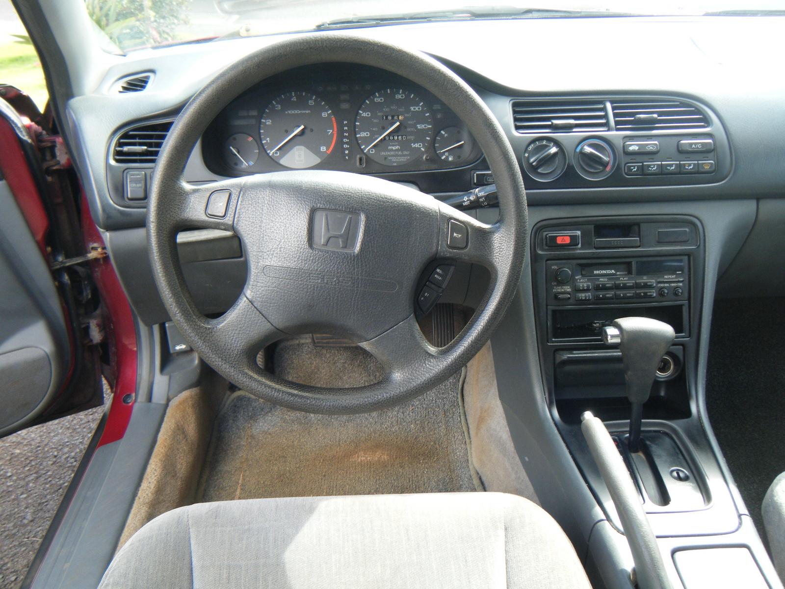 1994 honda accord interior pictures cargurus
