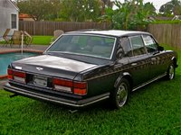 1982 Bentley Mulsanne Overview