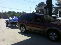 2003 Mazda Tribute LX V6, Just headed to the lake., exterior