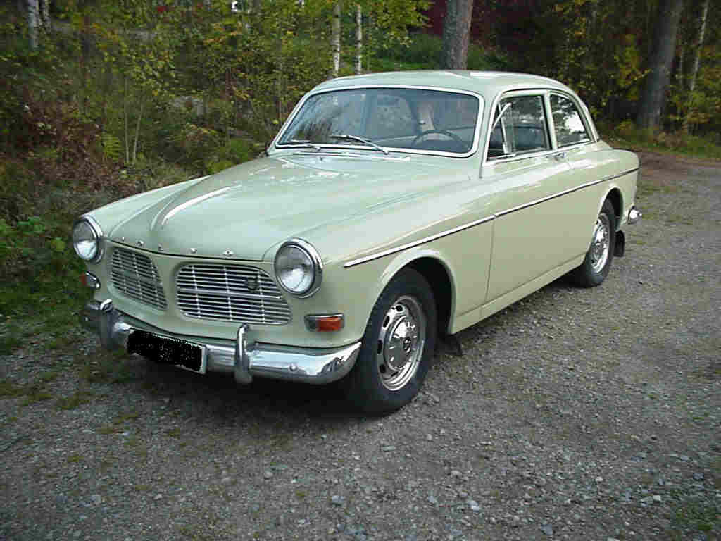 1968 Volvo Amazon Overview Cargurus