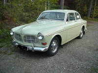 1968 Volvo Amazon Overview