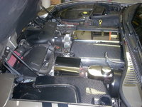 Picture of 1999 Chevrolet Corvette Coupe, engine