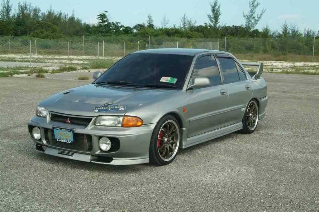 1995 Mitsubishi Lancer Evolution Pictures Cargurus