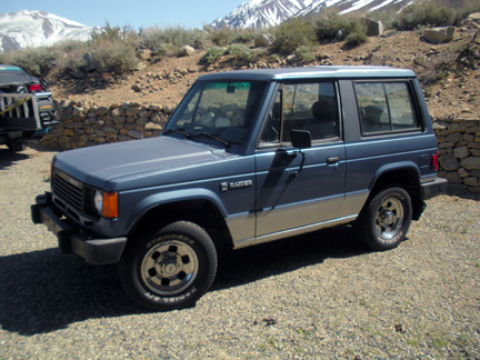 Picture of 1988 Dodge Raider, exterior