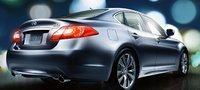 2012 INFINITI M37, Back quarter view if the 2012 Infiniti M Class. , exterior, manufacturer
